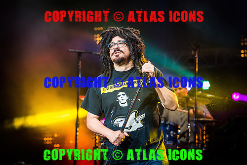 COUNTING CROWS, 2016, CHRIS SCHWEGLER
