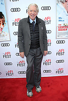 12 November 2017 - Hollywood, California - Donald Sutherland. &quot;The Leisure Seeker&quot; AFI FEST 2017 Screening held at at the Egyptian Theatre.<br /> CAP/ADM/FS<br /> &copy;FS/ADM/Capital Pictures