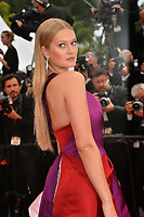 "CANNES, FRANCE. May 18, 2019: Toni Garrn at the gala premiere for ""The Most Beautiful Years of a Life"" at the Festival de Cannes.<br /> Picture: Paul Smith / Featureflash"