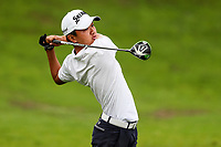 Hiroki Miya. New Zealand Stroke Play Championships, Paraparaumu Golf Course, Paraparaumu Beach, Kapiti Coast, Saturday 24 March 2018. Photo: Simon Watts/www.bwmedia.co.nz