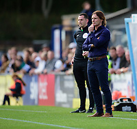 Wycombe Wanderers manager Gareth Ainsworth in his technical area<br /> <br /> Photographer Andrew Vaughan/CameraSport<br /> <br /> The EFL Sky Bet League One - Wycombe Wanderers v Lincoln City - Saturday 7th September 2019 - Adams Park - Wycombe<br /> <br /> World Copyright © 2019 CameraSport. All rights reserved. 43 Linden Ave. Countesthorpe. Leicester. England. LE8 5PG - Tel: +44 (0) 116 277 4147 - admin@camerasport.com - www.camerasport.com