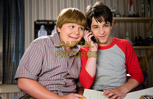 Zachary Gordon & Robert Capron.in Diary of a Wimpy Kid: Dog Days (2012).3.*Filmstill - Editorial Use Only*.CAP/FB.Supplied by Capital Pictures.