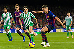 Munir El Haddadi Mohamed of FC Barcelona in action during the La Liga 2018-19 match between FC Barcelona and Real Betis at Camp Nou, on November 11 2018 in Barcelona, Spain. Photo by Vicens Gimenez / Power Sport Images