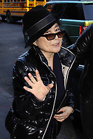 Yoko Ono, 2010, Photo By John Barrett/PHOTOlink