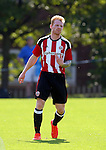 Chris Burke of Sheffield Utd during the Professional Development League Two match at Shirebrook Training Complex, Sheffield. Picture date: September 13th, 2016. Pic Simon Bellis/Sportimage