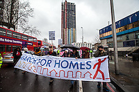 """The March For Homes"""