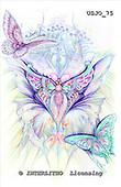 Marie, MODERN, MODERNO, paintings+++++RoyalButterfly,USJO75,#N# Joan Marie