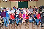 Listowel Liverpool Supporters Club enjoying their Xmas party at the Kingdom Bar in Listowel on Saturday night last.