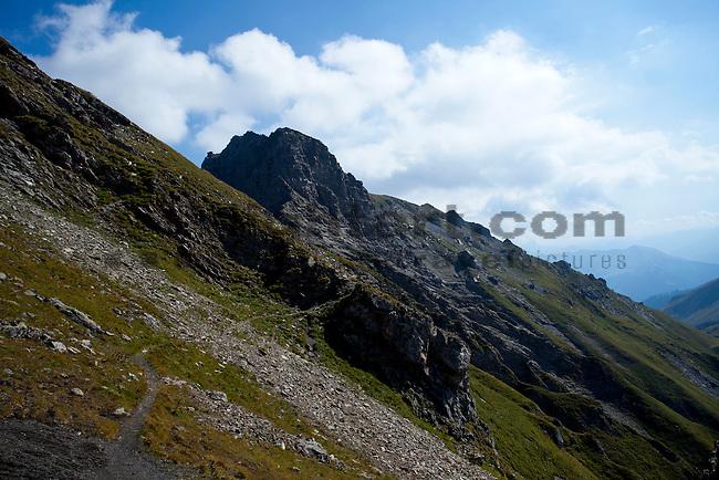 Lawenatal, Falknis, Wanderung, Triesen, Liechtenstein.