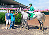 One Proud Gal winning at Delaware Park on 7/13/15