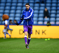 Bolton Wanderers' Will Buckley during the pre-match warm-up<br /> <br /> Photographer Chris Vaughan/CameraSport<br /> <br /> The EFL Sky Bet Championship - Sheffield Wednesday v Bolton Wanderers - Saturday 10th March 2018 - Hillsborough - Sheffield<br /> <br /> World Copyright &copy; 2018 CameraSport. All rights reserved. 43 Linden Ave. Countesthorpe. Leicester. England. LE8 5PG - Tel: +44 (0) 116 277 4147 - admin@camerasport.com - www.camerasport.com