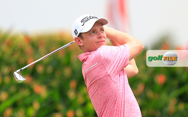 Cameron Smith (AUS) on the 15th tee during Round 2 of the 2015 CIMB Classic at the Kuala Lumpur Golf &amp; Country Club in Malaysia on Friday 30/10/15.<br /> Picture: Thos Caffrey | Golffile