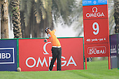 Felippe Aguilar during the first round of the 2013 Omega Dubai Desert Classic being played over the Majlis Golf Course, Emirates Golf Course from 31st January to 3rd February 2013: Picture Stuart Adams www.golftourimages.com/www.golffile.ie: 31st January 2013