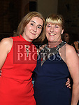 Violetta Baron and Rita Gorman at Mary Kelly and Mona Murphy's retirement party in The Mariner. Photo:Colin Bell/pressphotos.ie