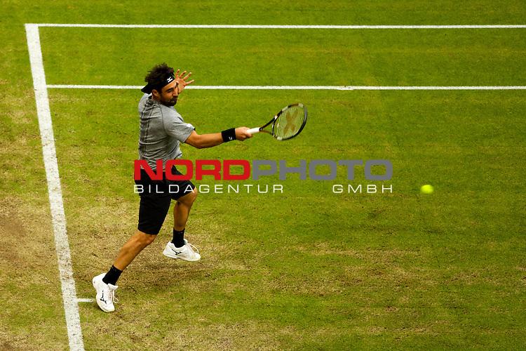 17.06.2016, ATP, Gerry Weber Stadion, Halle in Westfalen, GER, Gerry Weber Open, Viertelfinale, im Bild Marcos Baghdatis (CYP) Foto @ nordphoto / Rauch