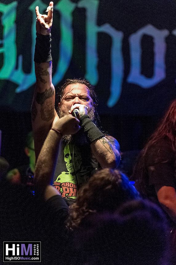 Ringworm at Siberia in New Orleans, LA.