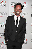 HOLLYWOOD, CA - NOVEMBER 08: Walton Goggins at the 'Lincoln' premiere during the 2012 AFI FEST at Grauman's Chinese Theatre on November 8, 2012 in Hollywood, California. Credit: mpi21/MediaPunch Inc. /NortePhoto