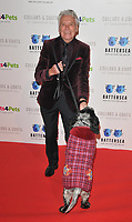 Jeff Banks at the Battersea Dogs &amp; Cats Home Collars &amp; Coats Gala Ball 2018, Battersea Evolution, Battersea Park, London, England, UK, on Thursday 01 November 2018.<br /> CAP/CAN<br /> &copy;CAN/Capital Pictures