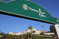 02/17/13 Pacific Palisades, CA:Northern Trust sign