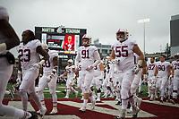 Stanford Football vs Washington State, November 4, 2017