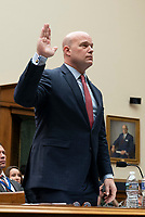 Acting Attorney General Matthew G. Whitaker appears before the House Judiciary Committee