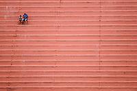 SÃO PAULO, SP, 27.01.2019 - SANTOS-SÃO PAULO - Torcida do Santos durante partida contra o São Paulo em jogo válido pela 3ª rodada do Campeonato Paulista 2019 no Estádio do Pacaembu em São Paulo, neste domingo, 27.  (Foto: Anderson Lira/Brazil Photo Press)