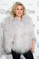 Lady Nadia Essex arriving for the Natural History Museum Ice Rink launch party 2017, London, UK. <br /> 25 October  2017<br /> Picture: Steve Vas/Featureflash/SilverHub 0208 004 5359 sales@silverhubmedia.com