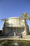 Israel, Tel Aviv's first city hall in Bialik square
