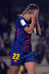 Spanish Women's Football League Iberdrola 2017/18 - Game: 9.<br /> FC Barcelona vs Madrid CFF: 7-0.<br /> Lieke Martens.