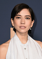 PASADENA, CA - JANUARY 9:  Sonoya Mizuno at the 2020 FX Networks TCA Winter Press Tour Star-Walk at the Langham Huntington on January 9, 2020 in Pasadena, California. (Photo by Scott Kirkland/FX Networks/PictureGroup)