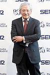 "The spanish journalist Fernando Onega during the Gala ""Contigo"" in celebration of the 90th anniversary of Radio Madrid Cadena SER. June 2, 2015. (ALTERPHOTOS/Acero)"