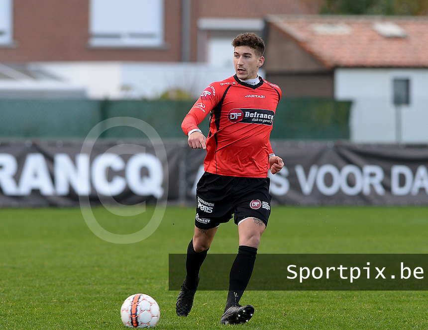 Winkel Sport : Felix Reuse<br /> Foto VDB / Bart Vandenbroucke