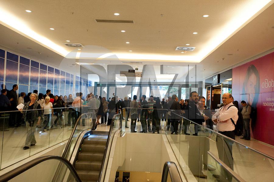 SÃO PAULO, SP, 30.04.2015 - SHOPPING-SP -  Aberto ao público a partir de hoje, o Shopping Cidade São Paulo na avenida Paulista, nesta quinta-feira, 30. (Foto: Gabriel Soares/Brazil Photo Press/Folhapress)