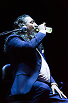 Diego 'El Cigala' during a concert in Jardin Botanico de Madrid. Madrid, July 12 2019.(ALTERPHOTOS/Francis Gonzalez)