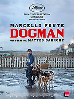 Dogman (2018) <br /> French poster<br /> *Filmstill - Editorial Use Only* see Special Instructions.<br /> CAP/PLF<br /> Image supplied by Capital Pictures