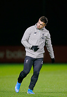 26th November 2019; Anfield, Liverpool, Merseyside, England; UEFA Champions League, Liverpool versus Napoli, Liverpool training ; Xherdan Shaqiri of Liverpool during today's open training session at the club's Melwood training ground ahead of tomorrow's Champions League group match against SSC Napoli