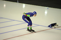 SPEED SKATING: CALGARY: Olympic Oval, 08-03-2015, ISU World Championships Allround, Marije Joling, ©foto Martin de Jong