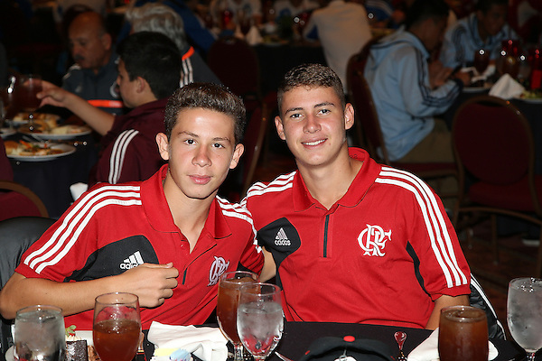 FRISCO, TX - APRIL 14 : Generation Adidas at the Embassy Suites in Frisco on April 14, 2014 in Frisco, Texas. (Photo by Rick Yeatts