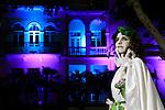 Israel, Tel Aviv, White Night on Rothschild boulevard