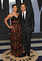 04 March 2018 - Los Angeles, California - Anna Musky-Goldwyn, Tony Goldwyn. 2018 Vanity Fair Oscar Party hosted following the 90th Academy Awards held at the Wallis Annenberg Center for the Performing Arts. <br /> CAP/ADM/BT<br /> &copy;BT/ADM/Capital Pictures