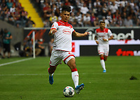 Alfredo Morales (Fortuna Düsseldorf) - 01.09.2019: Eintracht Frankfurt vs. Fortuna Düsseldorf, Commerzbank Arena, 3. Spieltag<br /> DISCLAIMER: DFL regulations prohibit any use of photographs as image sequences and/or quasi-video.