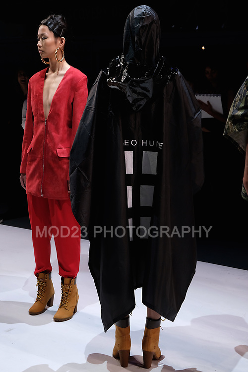 Style Fashion Week S/ S 2018 9/8/2018  Style Fashion Week S/ S 2018 Romeo Hunte