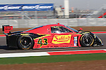 Joe Nonnamaker (43), Driver of Team Sahlen BMW in action during the Grand-Am of the Americas practice and qualifying sessions at the Circuit of the Americas race track in Austin,Texas...