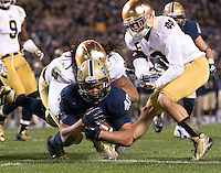 Notre Dame Fighting Irish @ Pitt Panthers 11-09-13