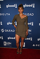 BEVERLY HILLS, CA - APRIL 12: Halle Berry, At the 29th Annual GLAAD Media Awards at The Beverly Hilton Hotel on April 12, 2018 in Beverly Hills, California. <br /> CAP/MPI/FS<br /> &copy;FS/MPI/Capital Pictures