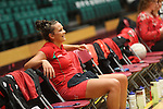 Netball World Cup Qualifiers.<br /> Wales v Ireland<br /> Wales National Sports Centre<br /> 30.05.14<br /> &copy;Steve Pope-SPORTINGWALES