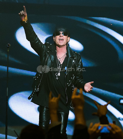 LAS VEGAS, NV - October 7: ***HOUSE COVERAGE*** Scorpions at The Joint at Hard Rock Hotel & Casino in Las Vegas, NV on October 7, 2015. Credit: GDP Photos/ MediaPunch