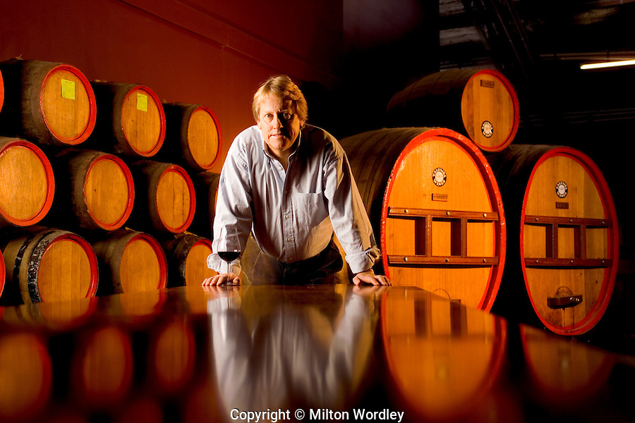 Robert Hill Smith Yalumba Wines in the Barossa Valley.