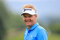 S&oslash;ren Kjeldsen (DEN) during previews for the Shot Clock Masters, Diamond Country Club, Atzenbrugg, Vienna, Austria. 06/06/2018<br /> Picture: Golffile | Phil Inglis<br /> <br /> All photo usage must carry mandatory copyright credit (&copy; Golffile | Phil Inglis)