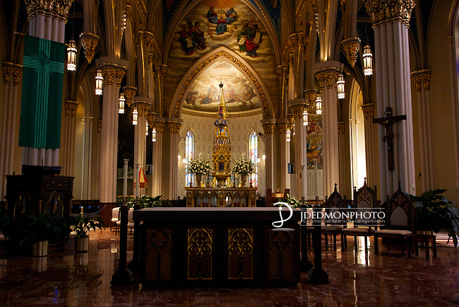 Basilica of the University of Notre Dame